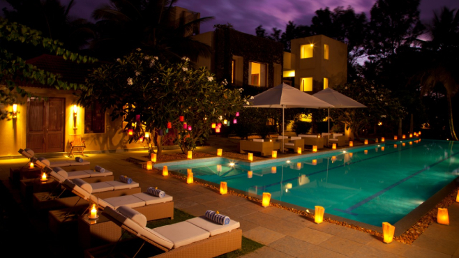 Best Boutique Resort & Luxury Ashram - Shreyas Yoga Retreat India